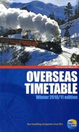 Overseas Timetable