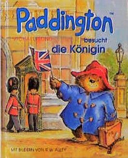 Paddington besucht die Königin