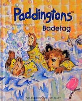 Paddingtons Badetag