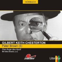 Pater Brown 05. Das Auge des Apoll