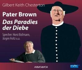 Pater Brown, Das Paradies der Diebe, 1 Audio-CD