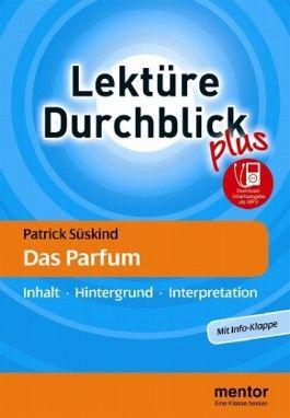 Patrick Süskind: Das Parfum - Buch mit Info-Klappe