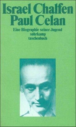 Paul Celan. Ein Biographie seiner Jugend