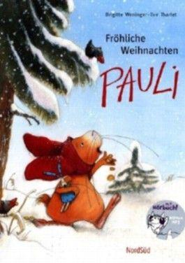Pauli, Fröhliche Weihnachten!