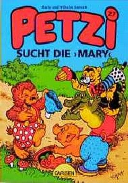 Petzi sucht die 'Mary'