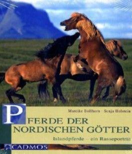 Pferde der nordischen Götter