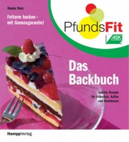 PfundsFit-Backbuch