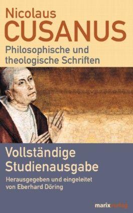 Philosophische und theologische Schriften
