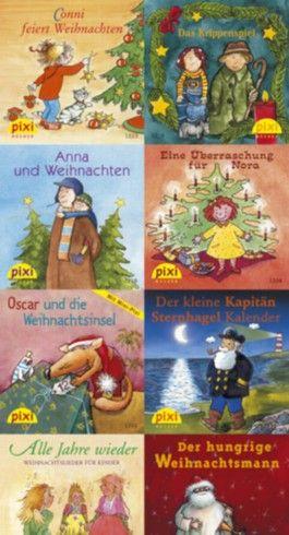 Pixi-Bücher / Alle Jahre wieder - Weihnachten mit Pixi