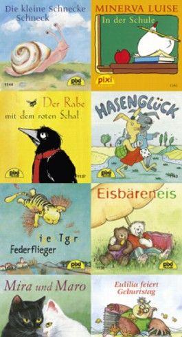 Pixi-Bücher / Pixi-Serie 133: Pixis Lieblingstiere
