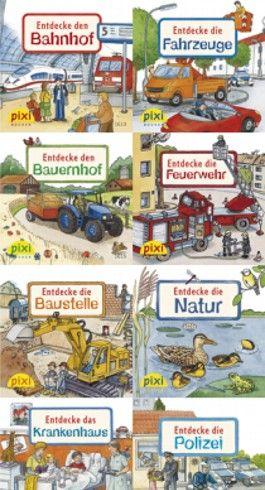 Pixi-Bücher / Pixi-Serie 180: Entdecke deine Welt