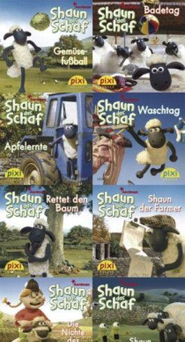 Pixi-Serie 189: Shaun das Schaf