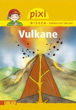 Pixi Wissen, Band 6: Vulkane