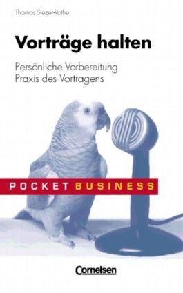 Pocket Business / Vorträge halten
