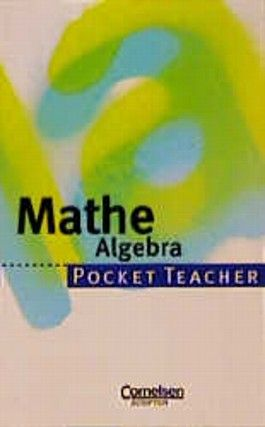 Pocket Teacher - Sekundarstufe I / Mathematik