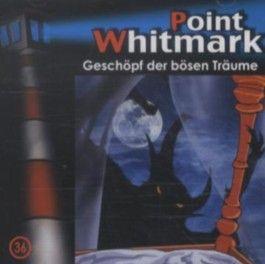 Point Whitmark - Geschöpf der bösen Träume, 1 Audio-CD
