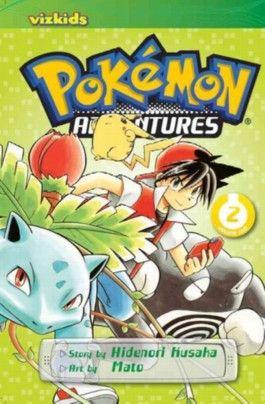 Pokemon Adventures 2