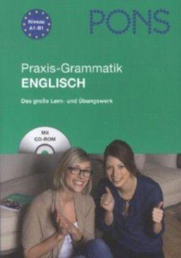 PONS im Griff Praxis-Grammatik Englisch