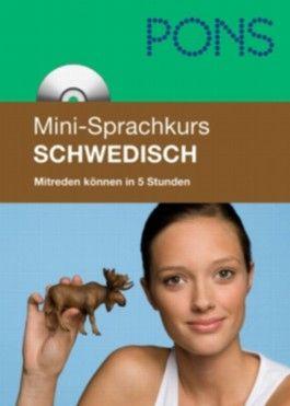 PONS Mini-Sprachkurs Schwedisch, m. MP3-CD