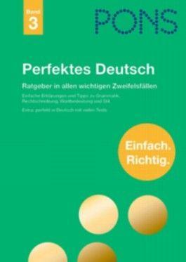 PONS Perfektes Deutsch