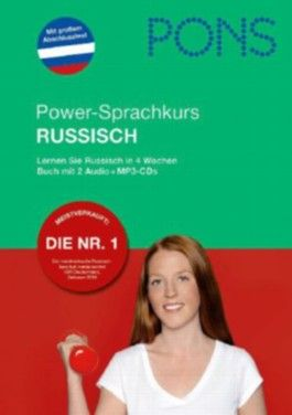 PONS Power-Sprachkurs Russisch