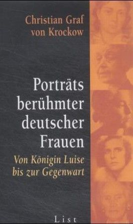 Porträts berühmter deutscher Frauen