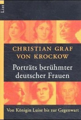 Portraits berühmter deutscher Frauen