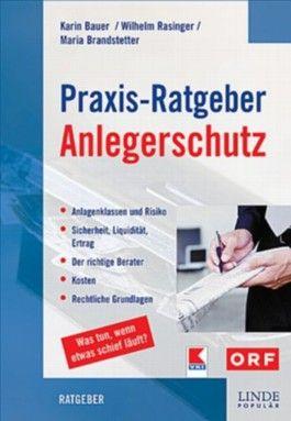 Praxis-Ratgeber Anlegerschutz