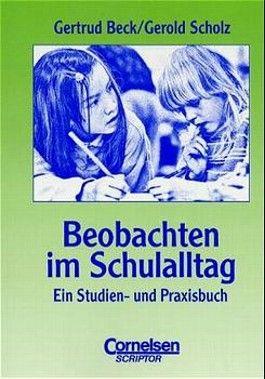 Praxisbuch / Beobachten im Schulalltag
