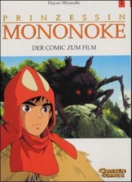 Prinzessin Mononoke. Bd.1