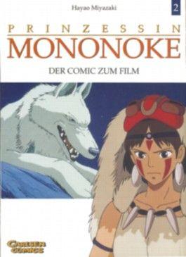 Prinzessin Mononoke. Bd.2