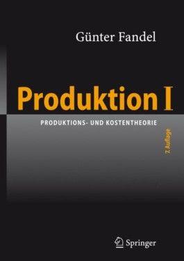 Produktion. Bd.1