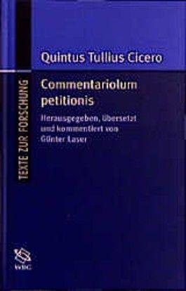 Quintus Tullius Cicero, Commentariolum petitionis
