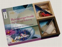Reinigungsrituale für Haus und Wohnung, Buch m. Ritual-Materialien