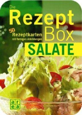 Rezeptbox Salate