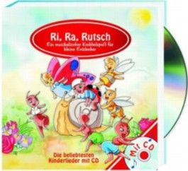 Ri, Ra, Rutsch, m. Audio-CD