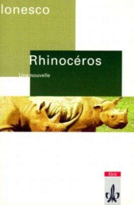 Rinocéros - une nouvelle