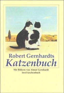 Robert Gernhardts Katzenbuch