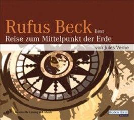 Rufus Beck liest Reise zum Mittelpunkt der Erde