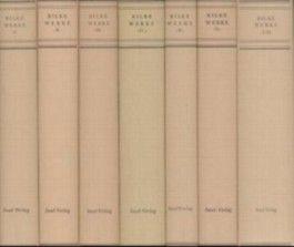 Sämtliche Werke, 7 Bde. Ln