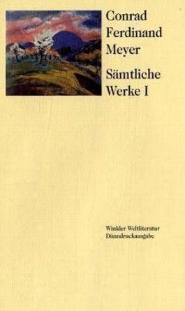 Sämtliche Werke / Band I: Novellen