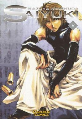 Saiyuki. Bd.5