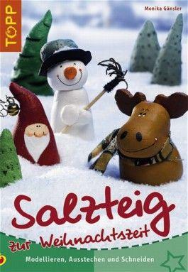 Salzteig zur Weihnachtszeit