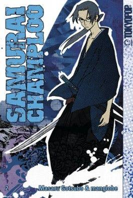Samurai Champloo 02