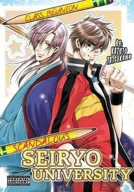 Scandalous Seiryo University