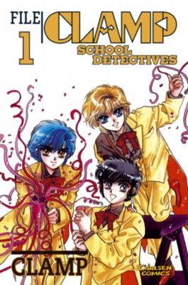 School Detectives. Bd.1