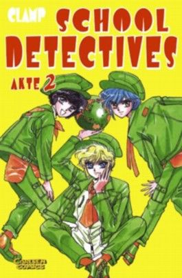 School Detectives. Bd.2