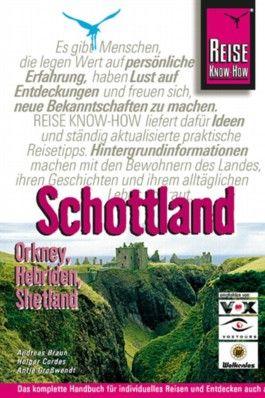 Schottland Handbuch. Orkney, Hebriden, Shetland