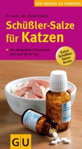 Schüßler-Salze für Katzen