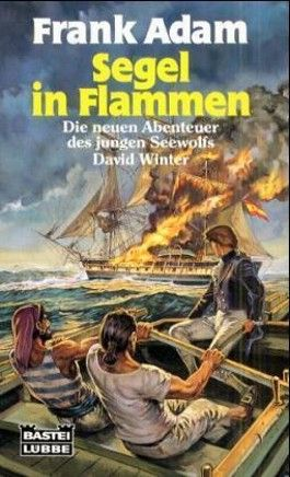 Segel in Flammen